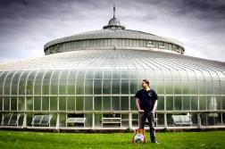 Andrew Robert Eustace @ Glasgow Botanic Gardens
