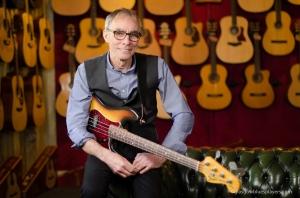 Tim Clarke @ CC Music, Glasgow