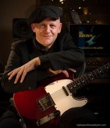 Al Brown @ Maybank Studios, Glasgow