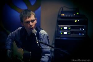 Reece Hillis @ The Howlin Wolf, Glasgow