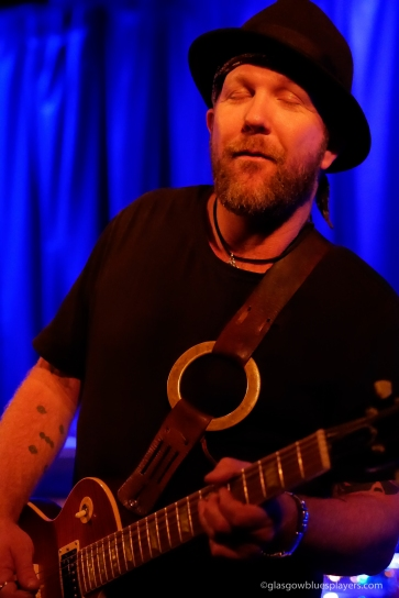Devon Allman @ The West End Centre, Aldershot