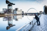 Andy Smith @ The Finnieston Crane, Glasgow