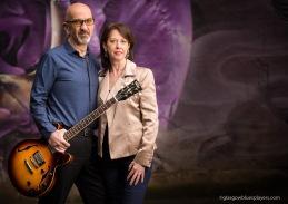 Pete Parisetti & Angela Higney @ Kelvinbridge Underground, Glasgow